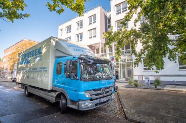 Umzugsunternehmen Hannover Dünnebeil Umzüge